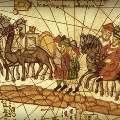 Journey Along the Silk Road from To-Be-Education on TeachersNotebook.com (8 pages)