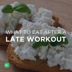Visit WorkoutLabscomto lean what to eat after a late night workout Eating After Workout, After Workout Snack, Late Night Workout, Post Workout Snacks, Fitness Smoothies, Workout Smoothie, Workout Diet, Workout Fitness, Condition Physique