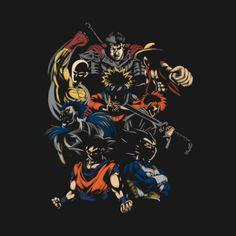 Dragon Ball T-Shirts | TeePublic