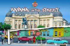 APROAPE DE PRIETENI: HAVANA In The Streeet      Havana este loc...