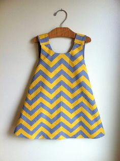yellow and gray reversible chevron?? ummm… yes, please!!