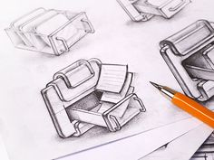 App Icon Sketches by Ramotion
