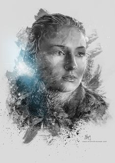 Made with a mixture of Photography, Photoshop, and Digital illustration with a Wacom tablet. I do not own rights to the picture used. Copyrights: Game of Thrones, HBO