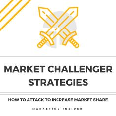 Market Challenger Strategies – How to attack to increase Market Share