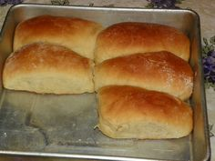 Sourdough Buns - Amish Recipes Oasis Newsfeatures