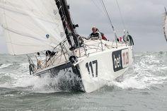 Bet1128 in navigazione durante Les Sables Horta les Sables