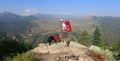 Blind hiker Trevor Thomas returns to Rockies to wrap up Colorado Trail Colorado Backpacking, Colorado Trail, Thru Hiking, Blinds, Journey, Window Shutters, Curtains, Jalousies, Blind