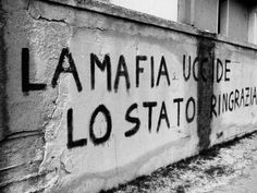 Mafia, torna la sigla del terrore di Falange Armata