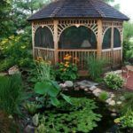 The pergola kits are the easiest and quickest way to build a garden pergola. There are lots of do it yourself pergola kits available to you so that anyone could easily put them together to construct a new structure at their backyard. Wooden Pergola, Outdoor Pergola, Outdoor Sheds, Pergola Plans, Pergola Kits, Pergola Canopy, Pergola Ideas, Patio Ideas, Outdoor Spaces
