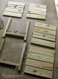 Woodworking Shelves How To Build Remodelando la Casa: DIY - Wooden Planters.Woodworking Shelves How To Build Remodelando la Casa: DIY - Wooden Planters Succulent Planter Diy, Diy Planter Box, Succulents Diy, Square Planter Boxes, Planter Bench, Deck Planter Boxes, Planter Box Plans, Barrel Planter, Raised Planter