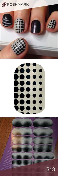 Jamberry Progression Nail Wraps Full sheet of Progression Jamberry Accessories