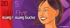 #SwagBucks New #Facebook #Game. #Sunday #bonus. #GoodLuck #HaveFun #ezswag #Ireland #IE #UnitedKingdom #UK #swagtips http://facebook.com/413235435360076/posts/1166974006652878