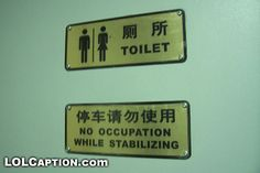 Stabilize somewhere else!