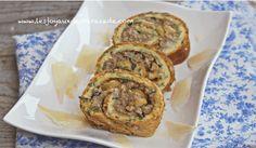 Cuisine du ramadan : roulé salé | Les joyaux de Sherazade- Recette de cuisine testées et approuvées, cuisine facile et originale