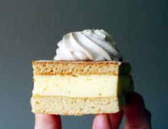 Bielkový medový krémeš - obrázok 5
