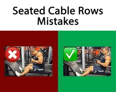 Seated Cable Rows Mistakes  #Exercises_Mistakes #Mistakes_at_gym #Back_Exercises_Mistakes #muscles_pain # joints_pain #Back_Exercises