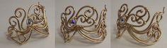 A New Bracelet http://bronzesmith.deviantart.com/art/Bracelet-MK-II-3-angles-398438233?ga_submit_new=10%253A1378467333