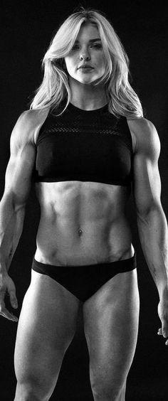 #fitness #muscle #motivation #girlpower #bodybuilding #muscular #woman #flex