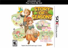 Story of Seasons - Nintendo 3DS - NEW! - #priceabate! BUY IT NOW ONLY $37.99