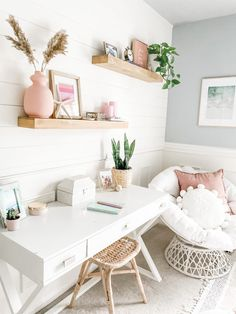Wait Until You See This Coastal Inspired Bedroom Makeover - Heather Krout