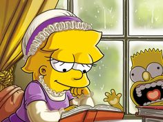 Books → The 25 Books Every Woman Should Read According To Lisa Simpson
