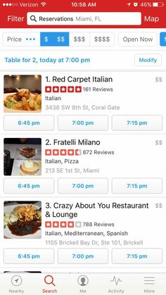Yelp Reservations allows you to make reservations with the press of a button, on your desktop and on the phone. Kitchen Images, Kitchen Pictures, Kitchen Stools, Kitchen Decor, Open Table, Pioneer Woman Kitchen, Restaurant Marketing, Round Kitchen, Colonial Kitchen