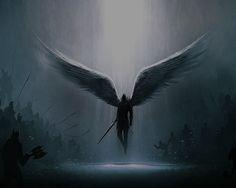 Warrior angel!