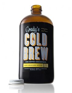 Grady's Cold Brew [http://lovelypackage.com/gradys-cold-brew/]