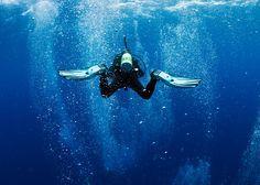 Diving Fundamentals: Scuba Finning Techniques via @scubadiverlife