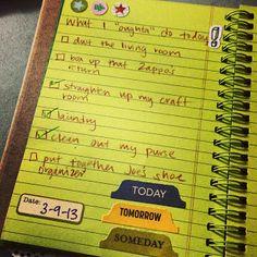 Mrs Crafty Adams   30 Days of Lists: March 9 - 16, 2013