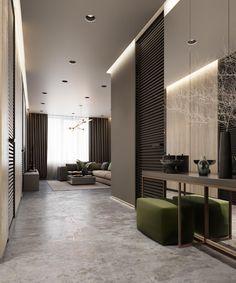 Modern apartment, IQOSA