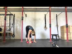 Dynamic Yoga Flow Warm Up: Pull, Push, Press, Swing | The Box