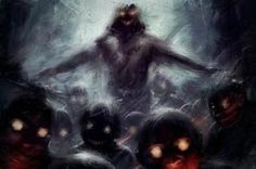 Disturbed- Hell, Modified Cover. by TheHashSlasher on DeviantArt