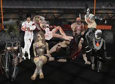 Zumbizada | Festa Zombie Vetra