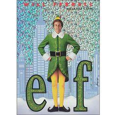 Elf (Widescreen, Full Frame)
