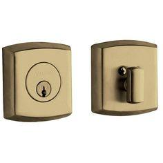 Baldwin 8285 Soho Style Single Cylinder Keyed Entry Deadbolt