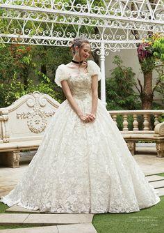 ディズニーのウエディングドレス No.5 | まるみ衣裳店 Cute Wedding Dress, Wedding Dresses, Fantasy Gowns, Elegant Dresses, Qoutes, Marie, Flower Girl Dresses, Bridesmaid Dresses, Fancy
