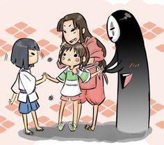 A viagem de Chihiro <3