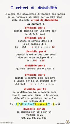 High Speed Vedic Mathematics is a super fast way of calculation whereby you can do supposedly complex calculations like 998 x 997 in less than five seconds flat. This makes it the World's Fastest Mental Math Method. Italian Grammar, Italian Language, Math Tutor, Teaching Math, Primary School, Elementary Schools, Learning Italian, Math For Kids, Study Tips