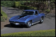 1967 Chevrolet Corvette L88 Coupe Factory Side Exhaust, Tank Sticker for sale by Mecum Auction