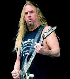 Jeff Henneman from Slayer band