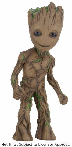 GUARDIANS OF THE GALAXY VOL. 2 - LIFE SIZE BABY GROOT FOAM FIGURE