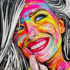 Discover recipes, home ideas, style inspiration and other ideas to try. Abstract Face Art, Abstract Portrait, Dope Kunst, Dentist Art, Tableau Pop Art, Statue Antique, Art Visage, L'art Du Portrait, Easy Canvas Art
