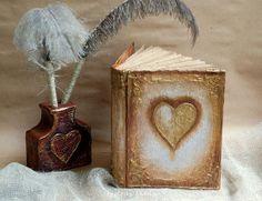 Heart Rustic journal !