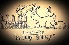 Bostwick, naughty bunny. By lauren jansons
