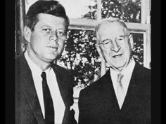 JFK and Eamonn de Valera,1963
