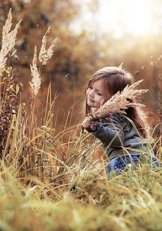 Capture them in their natural environments to get the true spirit and moments. #children #photosideasofkids