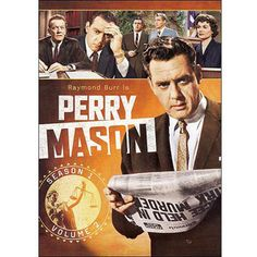 Online $14.96  Perry Mason: The First Season, Volume Two (Full Frame)