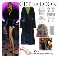 Rosie Huntington-Whiteley the London Edition November.14.2017