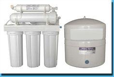 equipo de osmosis inversa residencial, bajo tarja